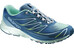 Salomon W's Sense Mantra 3 Shoes Gentiane/Igloo Blue/Firefly Green